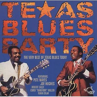 Texas Blues fest - Vol. 2-Texas Blues part [CD] USA importerer