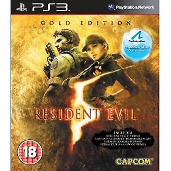 Resident Evil guld Move udgave (PS3)