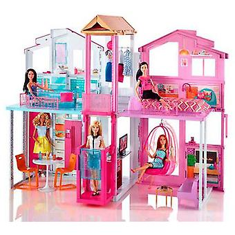 Barbie SuperCasa (Toys , Dolls And Accesories , Dolls , Houses)