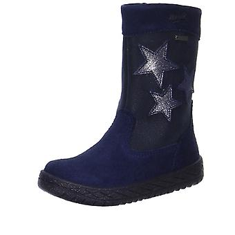 Superfit Girls Mercury 092-80 Gore-tex Boots Ocean Blue
