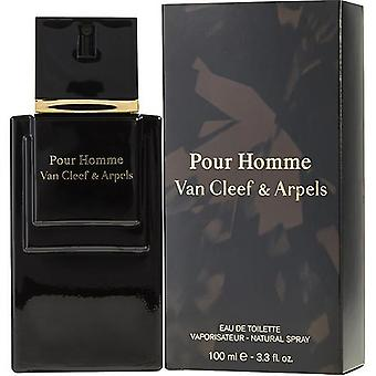 Van Cleef By Van Cleef & Arpels Edt Spray 3.3 Oz