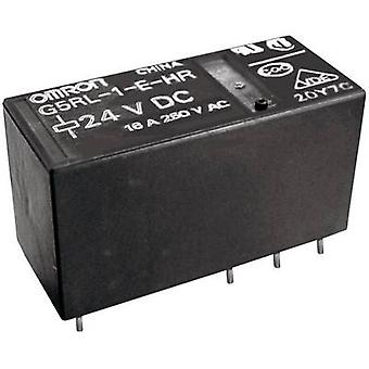 PCB relays 5 Vdc 16 A 1 change-over Omron G5RL-1-E