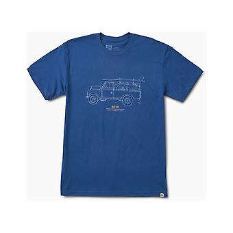 Reef Expedition Tee Short Sleeve T-Shirt