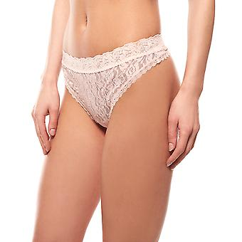 pièces Netti lace slip ladies String Rosa in the lace look