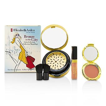 Elizabeth Arden Bronze In The City Color Collection - 4pcs
