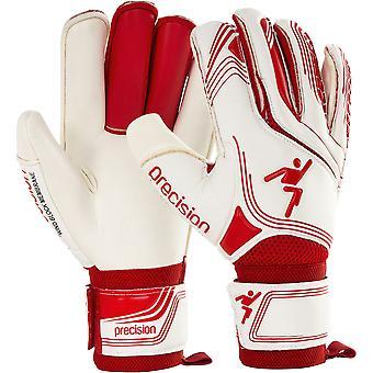 Precision GK Premier RF Finger Protection Junior Goalkeeper Gloves