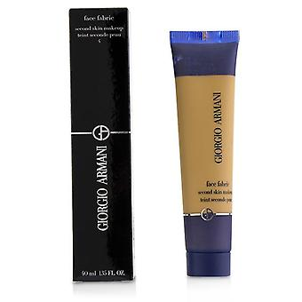 Giorgio Armani stof tweede huid lichtgewicht Stichting Face - # 4-40ml/1.35 oz