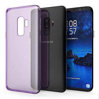 Samsung Galaxy S9 Plus TPU Gel Case - lila