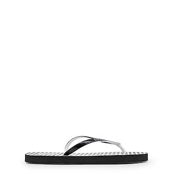 U.S. Polo Women Flip Flops Black