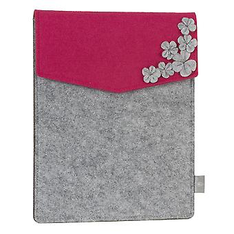 Burgmeister ladies/gents Ipad-/Tablet PC cover felt, HBM3021-164