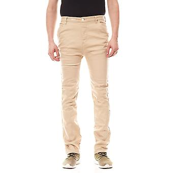 Pants Chinohose mens beige