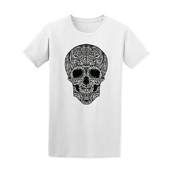 Zendala Tattoo Skull Tee Men's -Image by Shutterstock