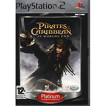 Pirates of the Caribbean am Ende der Welt - Platin-Edition (PS2)
