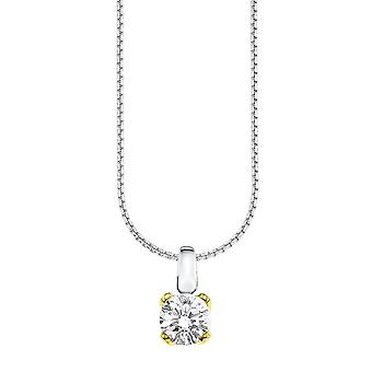 s.Oliver Jewel ladies chain silver Zyrkonia SO1248 / 1-524216