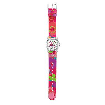 Scout child watch learning sweeties girl watch flowers 280301026