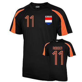 Holland Sports Training Jersey (robben 11)