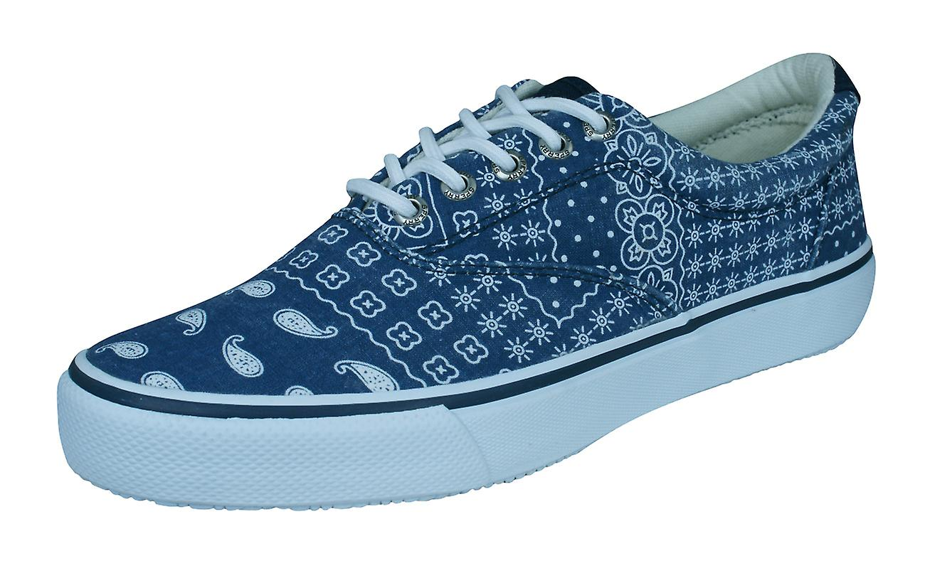 Sperry Striper CVO Bandana Mens Trainers / Shoes - Navy