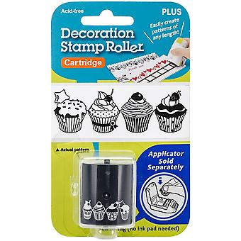 Decoration Stamp Roller-Cupcakes