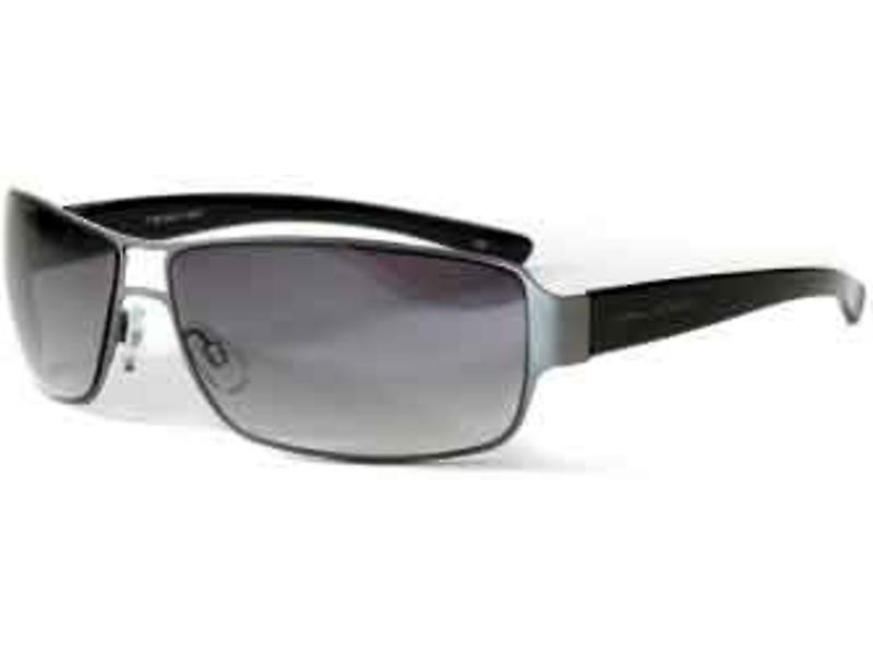 Bloc Eyewear Billy Gun Shiny Black Sunglasses (SG12 Grey Grad/Cat 3 Lens)