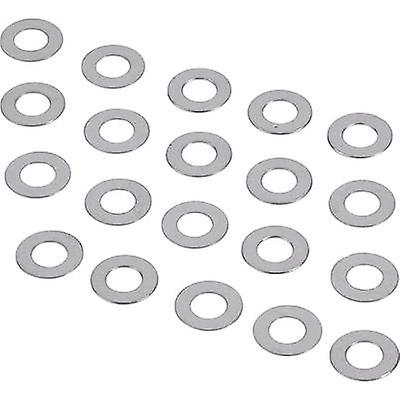 Steel Shim ring 3 mm 6 mm 0.2 mm 20 pc(s)