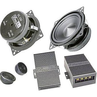 Sinuslive SL-105 2 måde flush mount højttaler placere 100 W