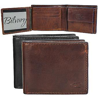 Camel active Alaska small leather purse wallet