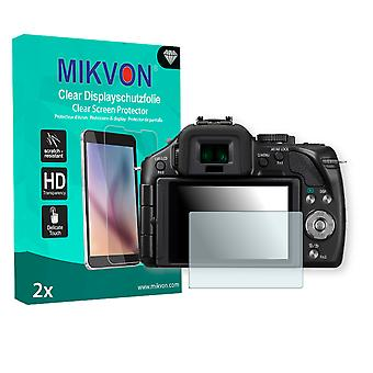 Panasonic Lumix DMC-G5X Screen Protector - Mikvon Clear (Retail Package with accessories)