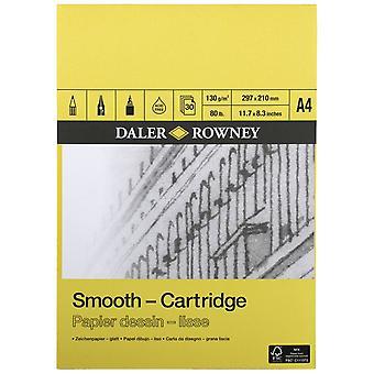 Daler Rowney Cartridge gegomd Pad A4