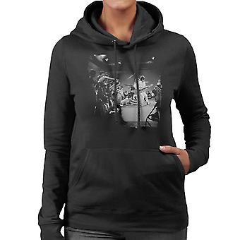 TV Times Small Faces Live 1966 Women's Hooded Sweatshirt