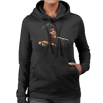 TV Times Dionne Warwick Live Women's Hooded Sweatshirt