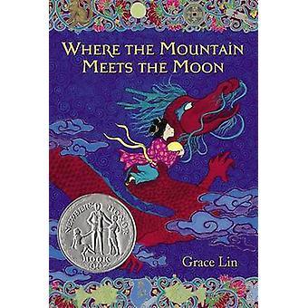 Där berget möter månen av Grace Lin - 9780316038638 bok