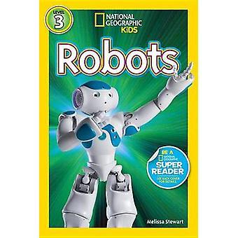 Robots by Melissa Stewart - 9781426313448 Book