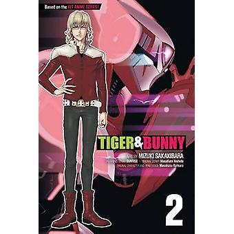 Tiger & Bunny por Mizuki Sakakibara - libro 9781421555621