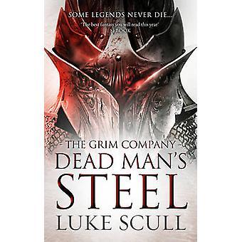 Toter Mann Stahl von Lukas Scull - 9781781851593 Buch