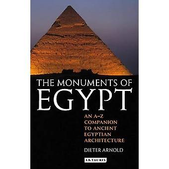 Die Sehenswürdigkeiten von Ägypten - ein A-Z-Begleiter für alte ägyptische Architektur