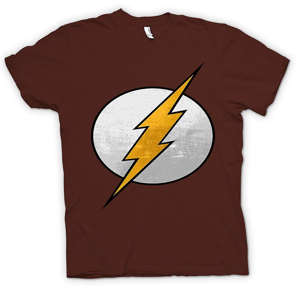 Mens T-shirt - das Flash-Logo - Cool