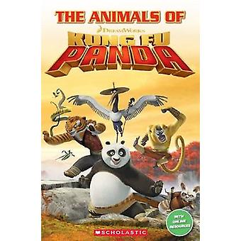 The Animals of Kung Fu Panda by Fiona Davis - 9781910173800 Book