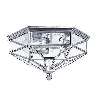 Maytoni iluminación lámpara de techo casa de Zeil, cromo