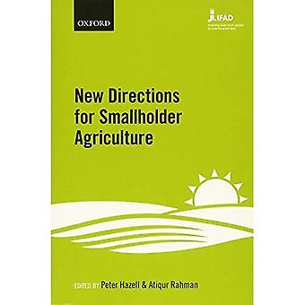 Nya riktningar för småskaliga jordbruket