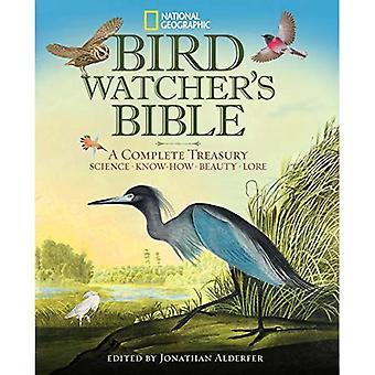 Bibbia di National Geographic Bird-Watcher ': un tesoro completo