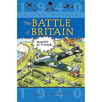 Grote evenementen: The Battle Of Britain