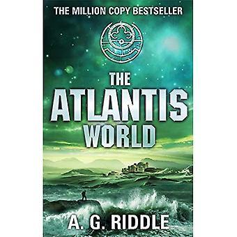 Die Atlantis-Welt (die Atlantis-Trilogie)