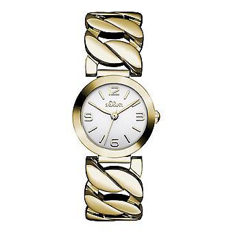 s. Oliver SO-15126-MQR relógio feminino