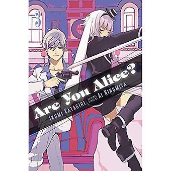¿Está Alice? Vol. 3
