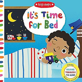 It's Time for Bed (Big Steps) [Board book]