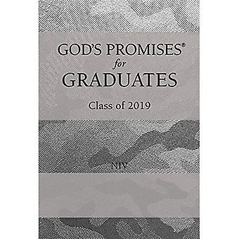NIV God's Promises For Graduates: Class Of 2019 [Silver]