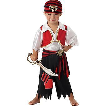 Skull Pirate Toddler Costume