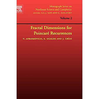 FRACTAL DIMENSIONS POINCARE RECURR by AFRAIMOVICH V.
