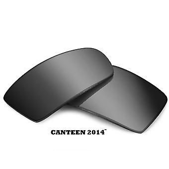 CANTEEN 2014 Replacement Lenses Silver Mirror by SEEK fits OAKLEY Sunglasses
