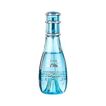 Davidoff Cool Wasser Woman Eau de Toilette Spray 100ml